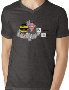 Breaking Bob Mens V-Neck T-Shirt