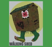 The Walking Shed! by Adrockz