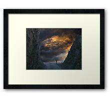 4292 Framed Print