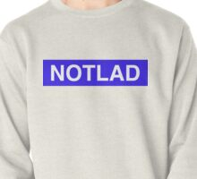 NOTLAD 1X6 RECTANGLE BLUE Pullover