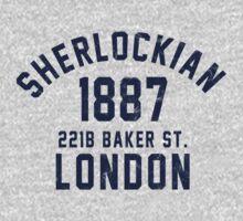 Sherlockian One Piece - Long Sleeve
