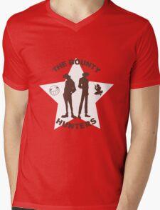 Dandy Bebop Mens V-Neck T-Shirt