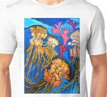 Jelly Fish Unisex T-Shirt