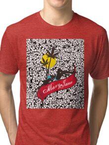 Mary Jane 4 Tri-blend T-Shirt