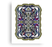 SYMMETRY - Design 005 (Color) Canvas Print