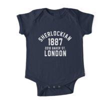 Sherlockian One Piece - Short Sleeve