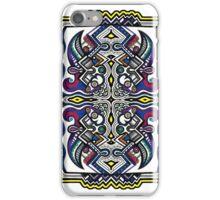 SYMMETRY - Design 005 (Color) iPhone Case/Skin