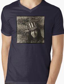 "Jerry Garcia ""Captain Trips"" Grateful Dead Shirt Mens V-Neck T-Shirt"