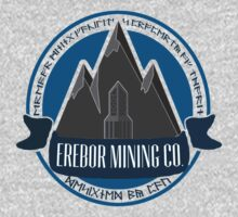 Erebor Mining Company by Phosphorus Golden Design