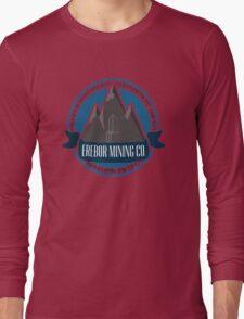 Erebor Mining Company Long Sleeve T-Shirt