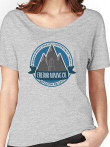 Erebor Mining Company Women's Relaxed Fit T-Shirt