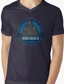 Erebor Mining Company Mens V-Neck T-Shirt