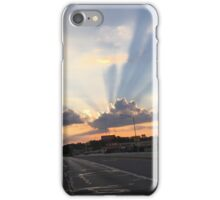 September Sunset iPhone Case/Skin