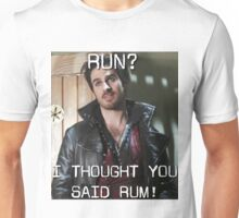 Captain Hook - Once Upon A Time Unisex T-Shirt
