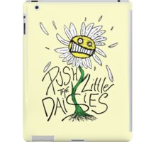 Push the Little Daisies iPad Case/Skin