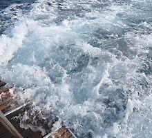 Waves by Rogann