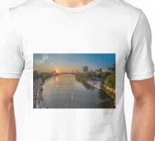 The Charles River near Boston University. Unisex T-Shirt