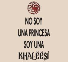 No soy princesa by OhMyDog