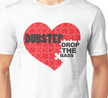 Drop the Bass Puzzle  Unisex T-Shirt