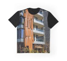 Rusty Waterfall in Canberra/ACT/Australia Graphic T-Shirt