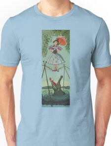 Haunted Mansion Tightrope Girl  Unisex T-Shirt