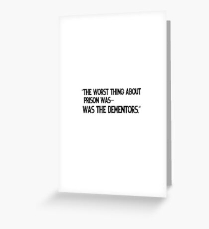 The office US Michael Scott funny quote Greeting Card