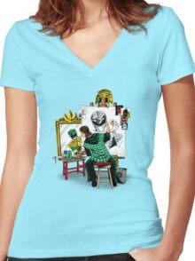 Ranger Self Portrait Women's Fitted V-Neck T-Shirt