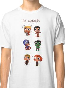 THE AVENGERS (◠‿◠) Classic T-Shirt