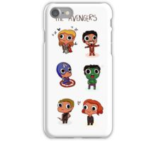 THE AVENGERS (◠‿◠) iPhone Case/Skin