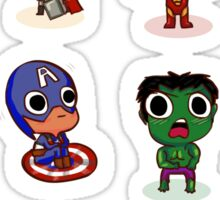 THE AVENGERS (◠‿◠) Sticker