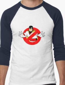 Space Bustin' Men's Baseball ¾ T-Shirt