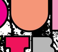 Love Dubstep Music Sticker