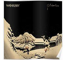 weezer pinkerton album cover heru Poster