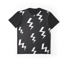 Bolt Black Graphic T-Shirt
