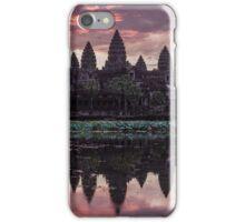 Angkor Wat - Siem Reap, Cambodia iPhone Case/Skin