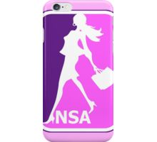 NSA: National Shopping Association iPhone Case/Skin