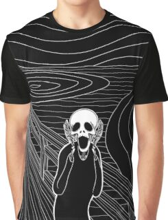 The Scream Graphic T-Shirt