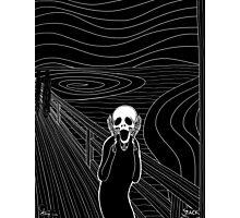 The Scream Photographic Print