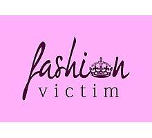 Fashion Victim 4 Photographic Print