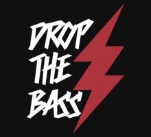 Drop The Bass (dark) Kids Clothes