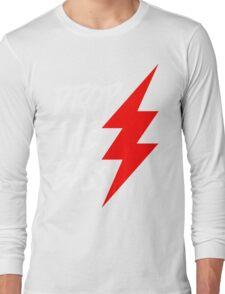 Drop The Bass (dark) Long Sleeve T-Shirt