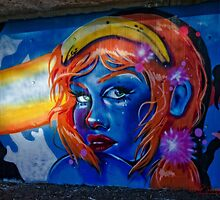 Graffiti / Street Art in Canberra/ACT/Australia (2) by Wolf Sverak