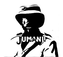 jumanji Photographic Print