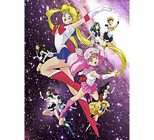 Sailor Scouts Ver.2 Photographic Print