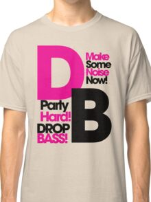 DB drop bass Classic T-Shirt