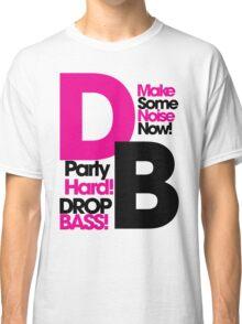 DB drop bass Classic T-Shirt