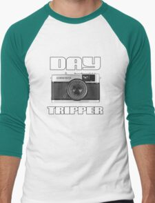 Day Tripper Men's Baseball ¾ T-Shirt