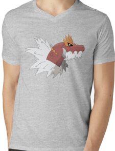 Tyrantrum  Mens V-Neck T-Shirt