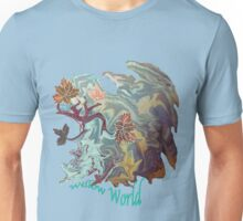 Willow World. Unisex T-Shirt
