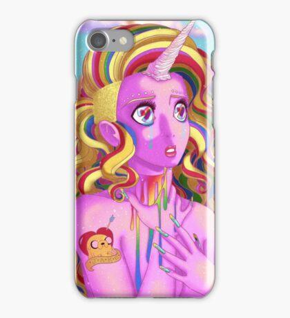 L A D Y • R A I N I C O R N iPhone Case/Skin